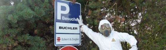 Plutonium-Genehmigungen bei Buchler seit 25.1.1996